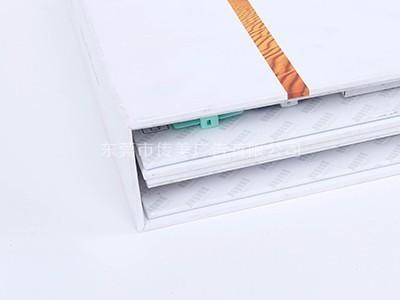 拉链产品样板册细节图